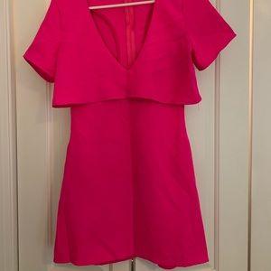 Tobi Neon Pink Dress